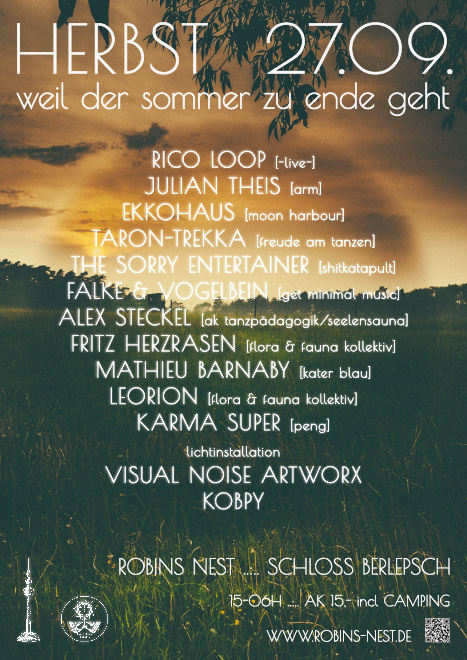 Poster Herbst 27.09.